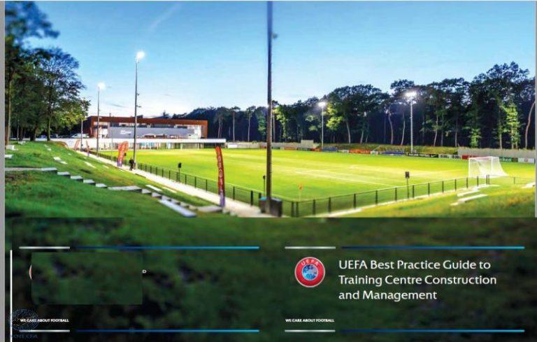 Κατευθυντήριες γραμμές UEFA για προπονητικά κέντρα