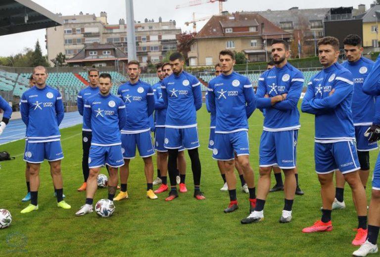 Τρεις επίσημοι αγώνες το Μάρτιο για την Εθνική μας ομάδα των Ανδρών