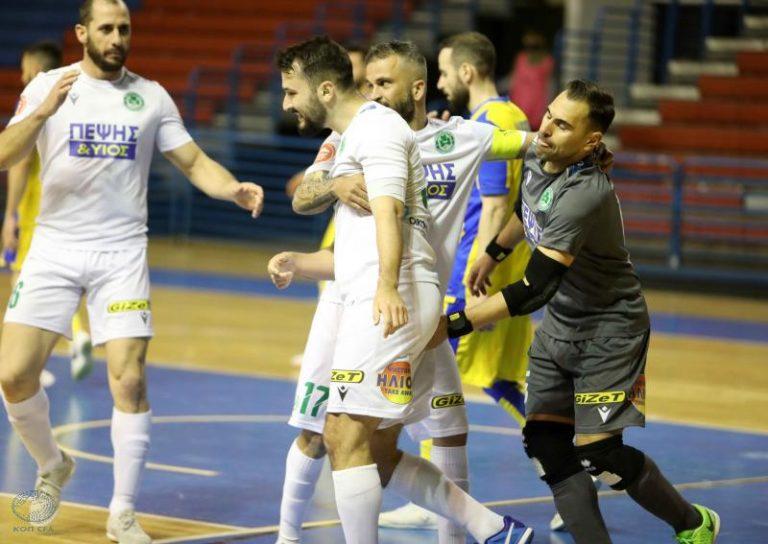 Η Ομόνοια κατέκτησε το Κύπελλο Futsal