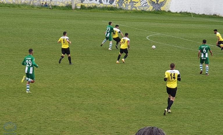 Γ' Κατηγορία: Νίκησε 1-0 η Πέγεια στο ντέρμπι και ανέβηκε κορυφή
