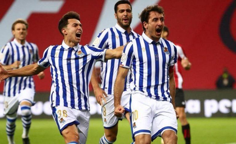 Κυπελλούχος Ισπανίας… πέρυσι η Ρεάλ Σοσιεδάδ!