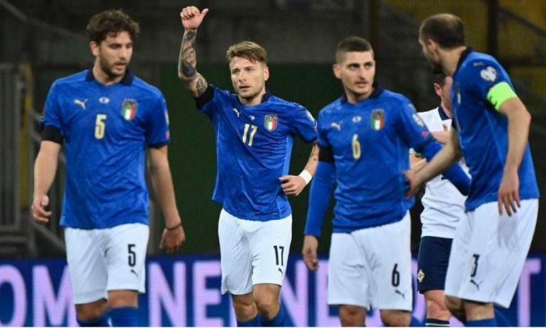 Euro 2020: Η αποστολή της Ιταλίας θα εμβολιαστεί για να συμμετάσχει!