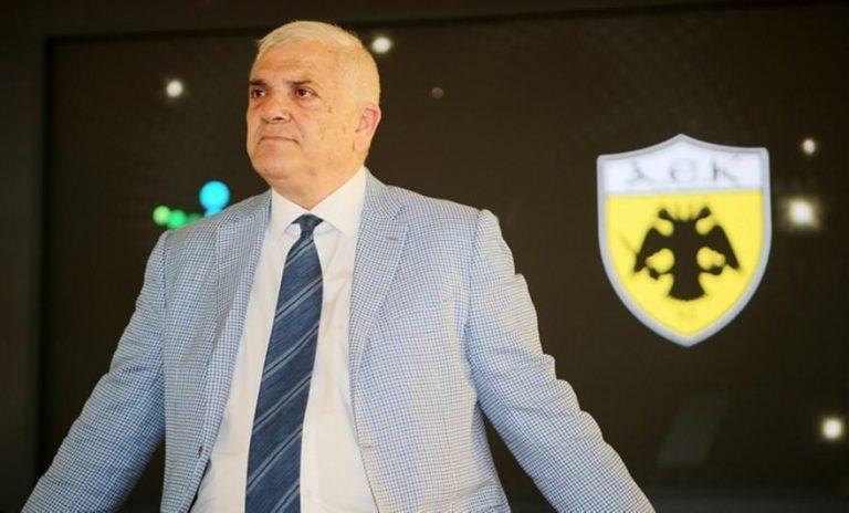Μελισσανίδης στους παίκτες: «Είστε ξεφτίλες, αν χρειαστεί θα σας αλλάξω όλους»
