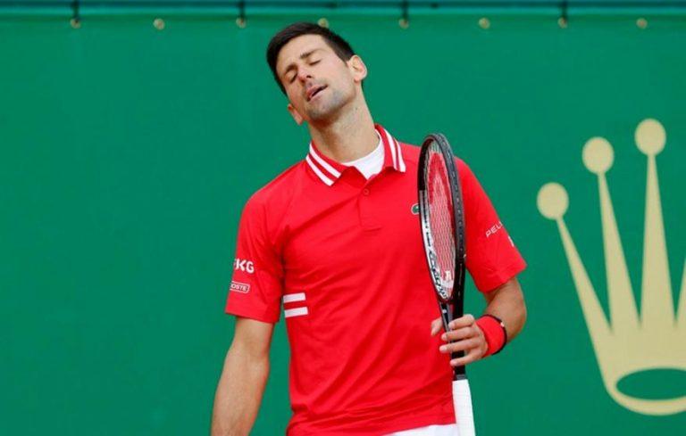 Τεράστια έκπληξη: Ο Έβανς απέκλεισε τον Τζόκοβιτς από το Μonte Carlo Masters!