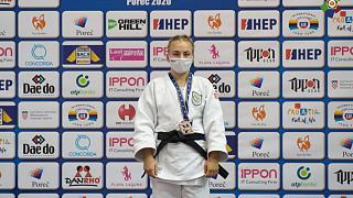 ΤΖΟΥΝΤΟ: Χάλκινο μετάλλιο η Ασβεστά!
