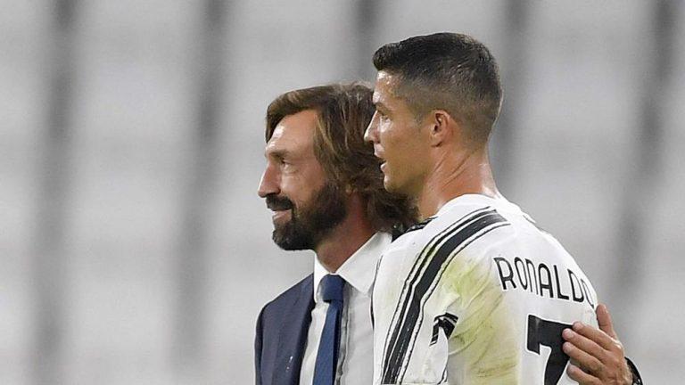 Πίρλο: «Ο Ρονάλντο έγινε αλλαγή και για πρώτη φορά ήταν χαρούμενος»