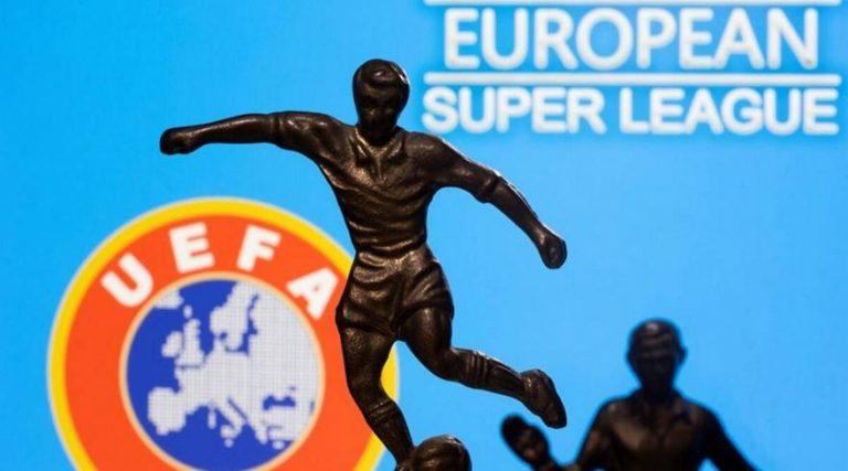 Επιμένουν για ESL Ρεάλ, Μπαρτσελόνα και Γιουβέντους: «Δεν ανεχόμαστε απειλές από UEFA»