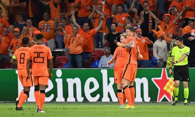 Τρελή ματσάρα με νικήτρια την Ολλανδία!