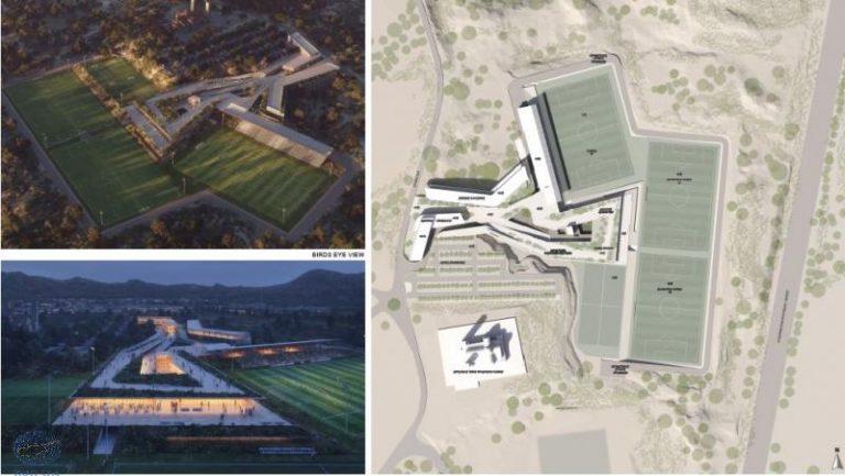 Απόφαση για τον Αρχιτεκτονικό Διαγωνισμό Αθλητικού Κέντρου ΚΟΠ