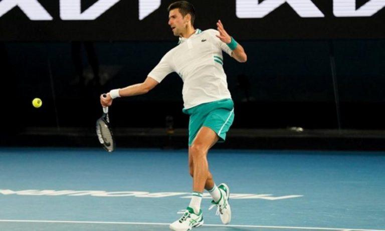 Ο «βασιλιάς» της Μελβούρνης Τζόκοβιτς, διέσυρε τον Μεντβέντεφ στον τελικό!