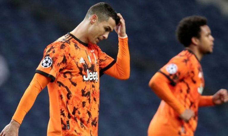 Γιουβέντους: Χωρίς νίκη στο πρώτο ματς των νοκ άουτ για έκτη συνεχόμενη φορά