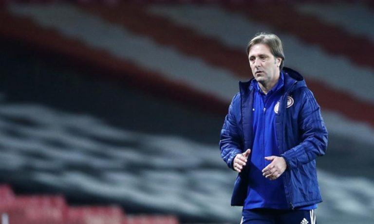 Μαρτίνς: «Είμαστε η ομάδα που έχει προσφέρει τους περισσότερους βαθμούς στην Ελλάδα»