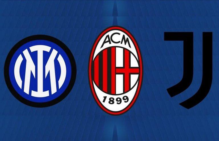 Serie A: Επιστολή έντεκα ομάδων για την τιμωρία των Γιουβέντους, Ίντερ και Μίλαν