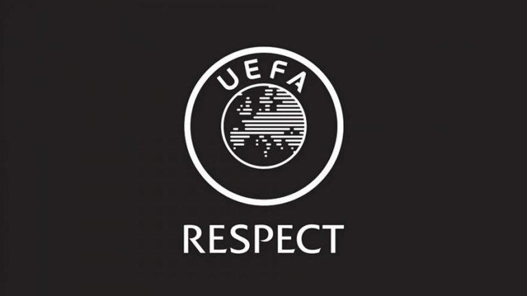 «Μαύρο» στα social media κατά του μίσους και από την UEFA