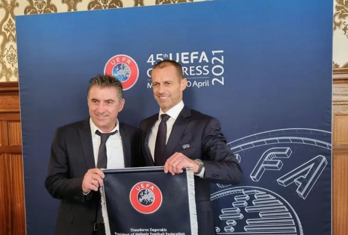 Αντίθετος με τη Εuropean Super League ο Ζαγοράκης