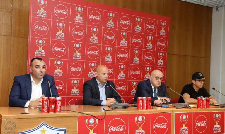 60 χρόνια Κύπελλο Coca – Cola