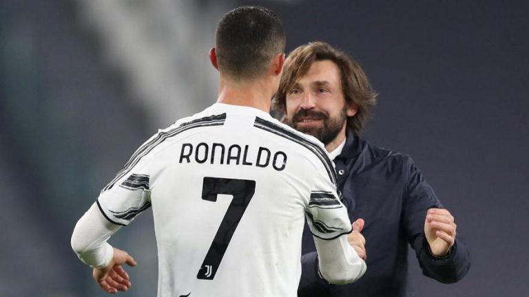 Νέντβεντ: «Ο Ρονάλντο και ο Πίρλο θα μείνουν στη Γιουβέντους»