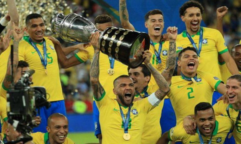 Επιστρέφει στην εθνική Βραζιλίας ο Ντάνι Άλβες!