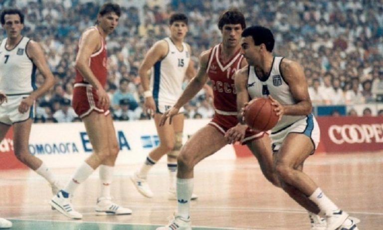 Μαρτσουλιόνις: «Οι Έλληνες μας πρόσφεραν χρήματα πριν τον τελικό του 1987»