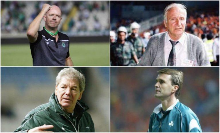 ΟΜΟΝΟΙΑ: Κορυφαίοι προπονητές…