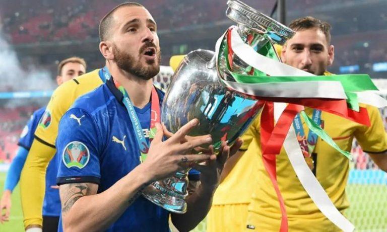 Με πέντε Ιταλούς και τρεις Άγγλους η κορυφαία ενδεκάδα του Euro 2020-Εκτός ο Ρονάλντο!