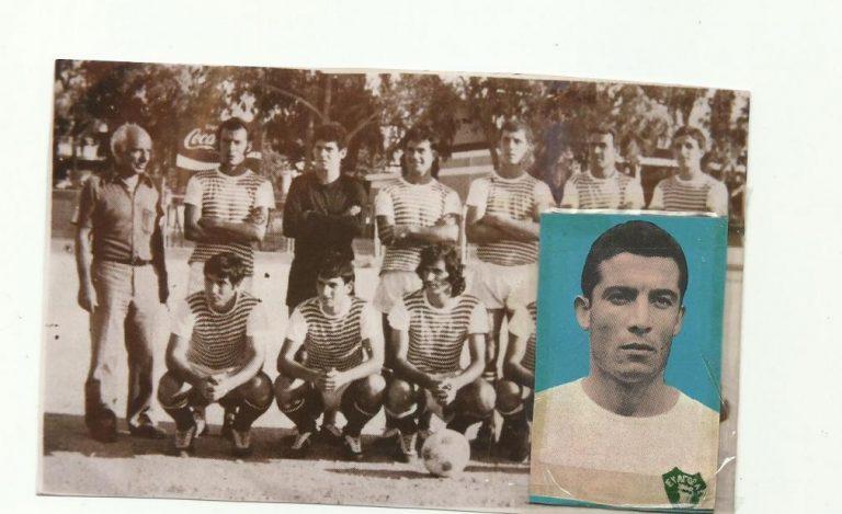 ΠΟΡΤΡΑΙΤΟ Τάκης ΧΑΡΑΛΑΜΠΟΥΣ ο ποδοσφαιράνθρωπος!
