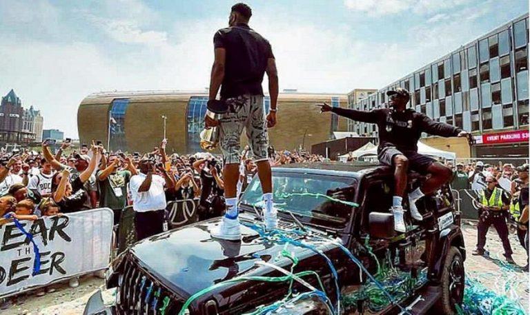 Συγκλονιστικός Giannis: «Θανάση τα καταφέραμε αδερφέ, κανείς δεν μπορεί να μας το πάρει»