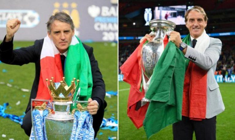 Μαντσίνι, ο πρώτος προπονητής με Premier League και Euro!