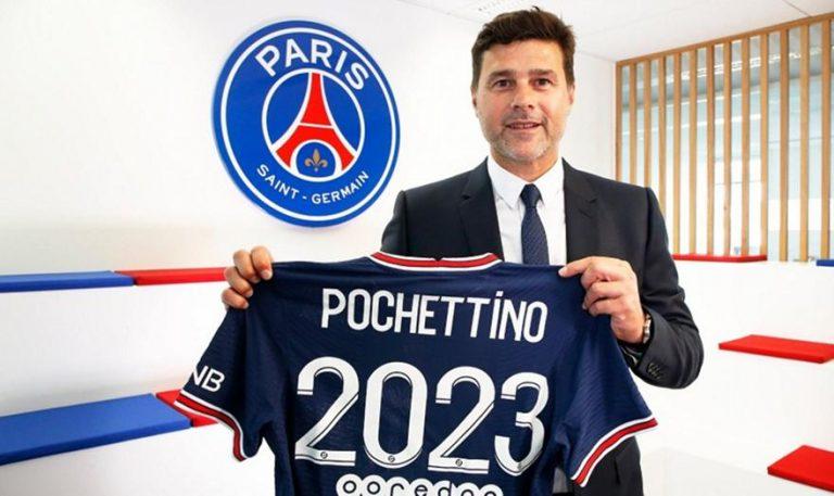 Επίσημο: Ανανέωσε με Παρί Σεν Ζερμέν ο Ποτσετίνο!