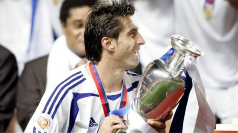 Ζαγοράκης για Euro 2004: «Δεν θα σταματήσω ποτέ να πιστεύω στην πανίσχυρη δύναμη της ομάδας»