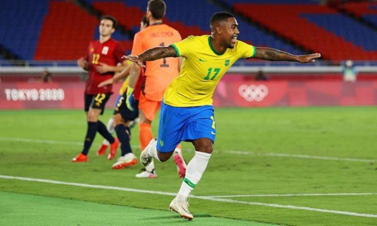Βραζιλία από… χρυσό, λύγισε στον τελικό την Ισπανία!