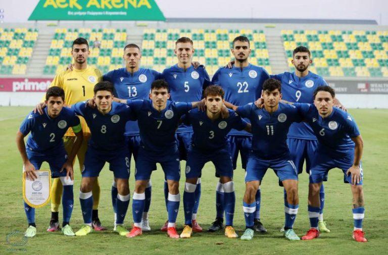 Νέα μεγάλη νίκη (6-0) της Εθνικής Ελπίδων επί του Λίχτενσταϊν