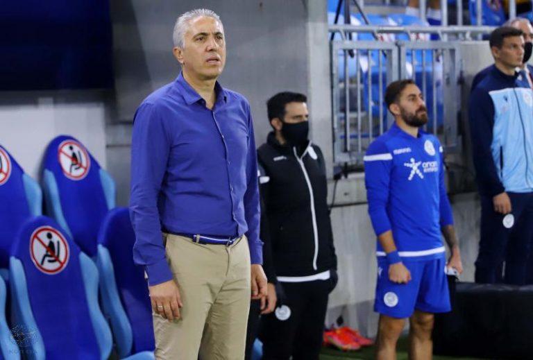 Κωστένογλου: «Με σκληρή δουλειά μπορούμε να παρουσιάσουμε βελτιωμένη ομάδα στους επόμενους αγώνες»