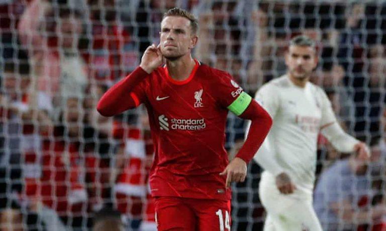 Χέντερσον: Σκόραρε στο Champions League μετά από 2.485 ημέρες