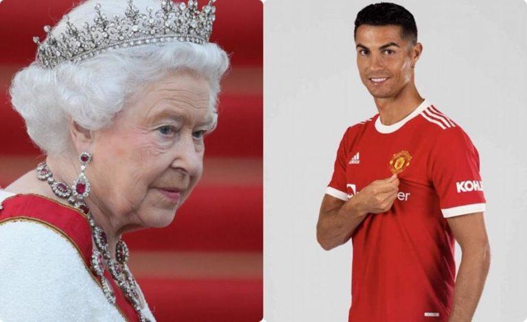 Ρονάλντο: Η βασίλισσα Ελισάβετ ζήτησε υπογεγραμμένη φανέλα του!
