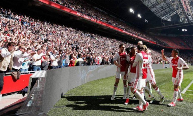 Γεμίζουν ξανά τα ολλανδικά γήπεδα, στο 100% η πληρότητα