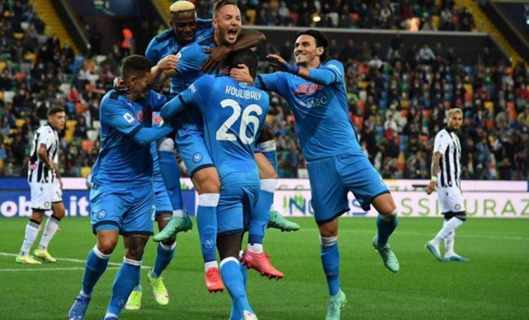 Η Νάπολι είναι μόνη πρώτη στη Serie A για πρώτη φορά μετά το 2018!