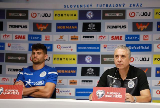 Κωστένογλου και Νικόλας για Σλοβακία…
