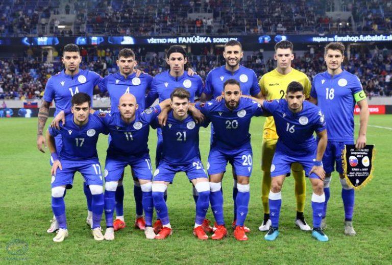 Η κλήση της Εθνικής Ανδρών για τους αγώνες με Κροατία και Μάλτα