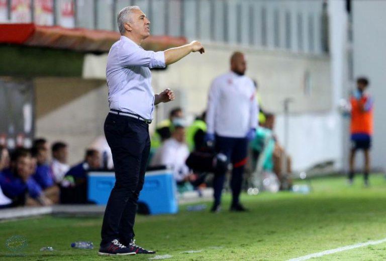 Κωστένογλου «Δεν έχω παράπονο απο την προσπάθεια, μπροστά μας τώρα η Μάλτα»