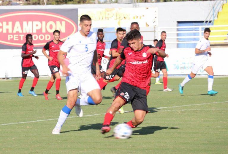 Η Εθνική Ελπίδων νίκησε 2-1 τον Ερμή!