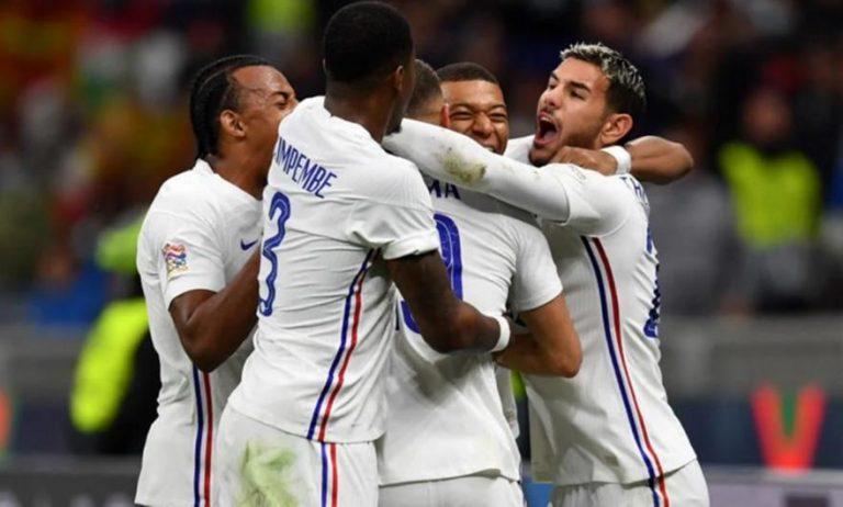 Πάλι ανατροπή, πάλι κούπα η Γαλλία!